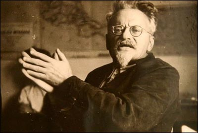 Trotsky in Norway